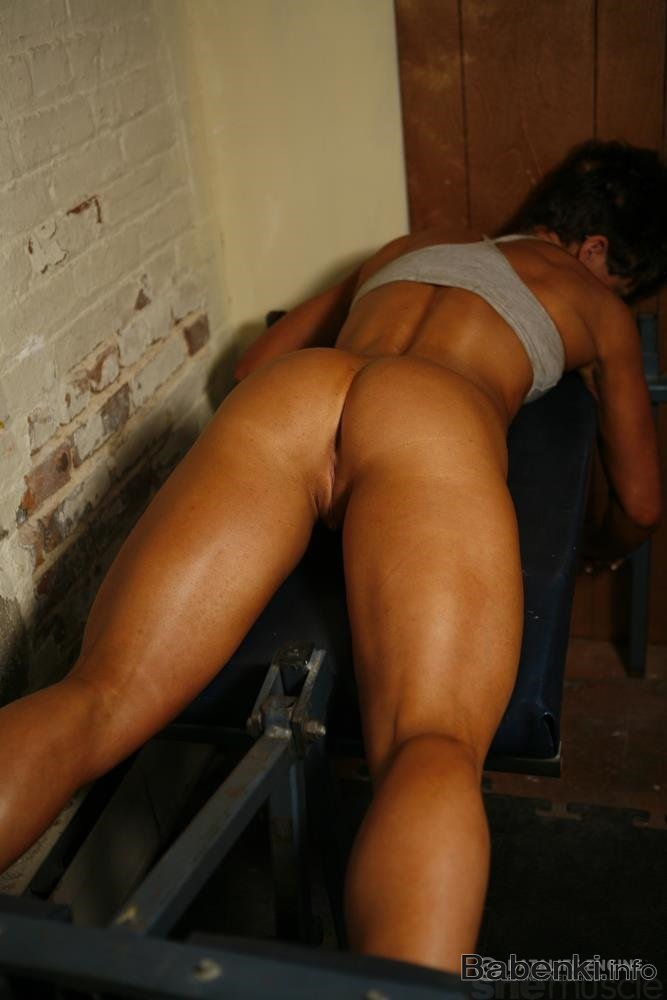 Women Ass Tanned Fitness Model Gyms Back Dumb Tubecup 1
