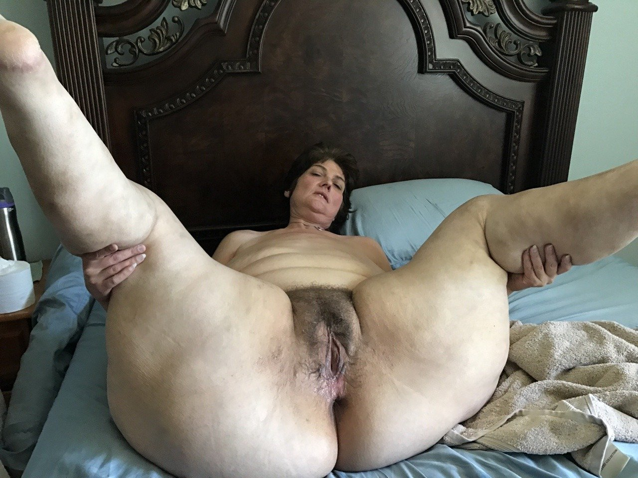 Hairy Old Matures